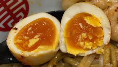 中本上板橋本店のチャーメン(炒麺)着丼7
