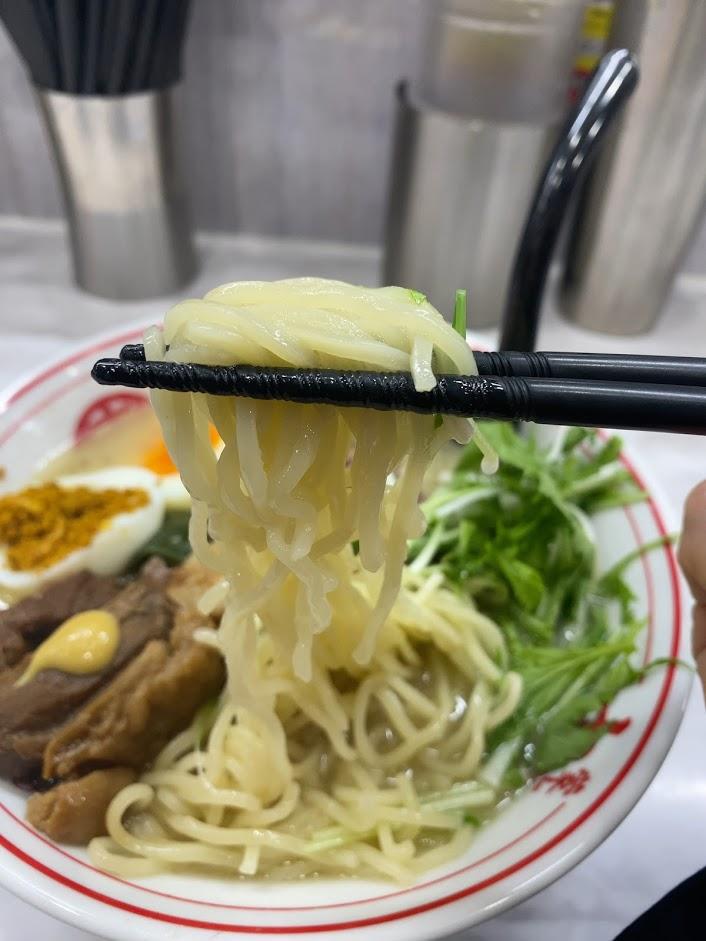 中本市川店のボーンカレー着丼2
